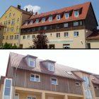 Über den Dächern von Uffenheim